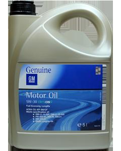 GM-Motor-Oil-5W-30